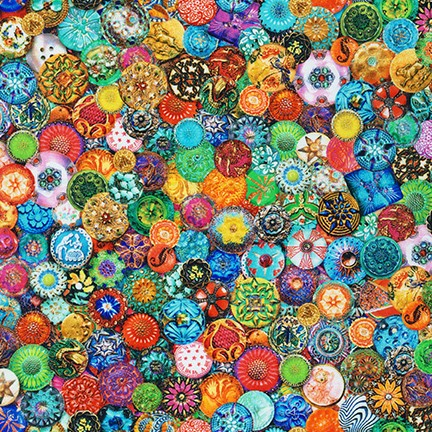 ATXD-19627-200 VINTAGE buttons