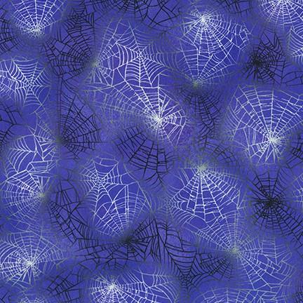 KAUF- Raven Moon Spider Webs Purple
