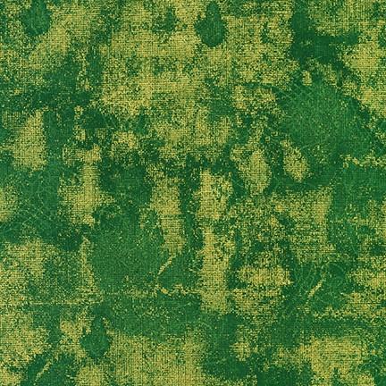 Robert Kaufman Winter's Grandeur 8 AXBM-19330-7 GREEN
