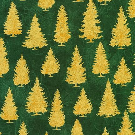 RK-AXBM-19334-7 Green Winter's Grandeur 8