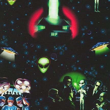 Area 51 Eerie Experiments