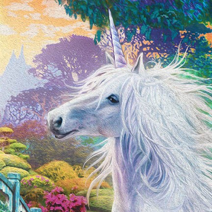 Picture This SWEET Unicorn Panel