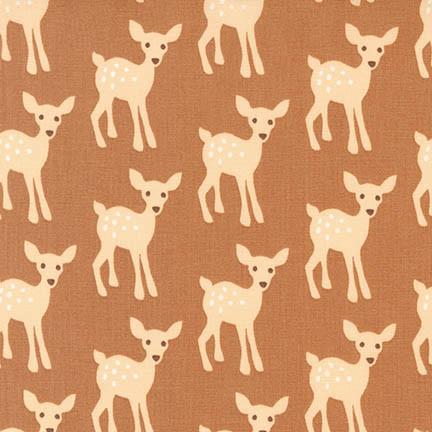 Terrarium - Caramel Deer