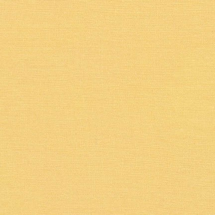 Remnant - Brussels Washer Linen/Rayon - Buttercup - 5/8 yard