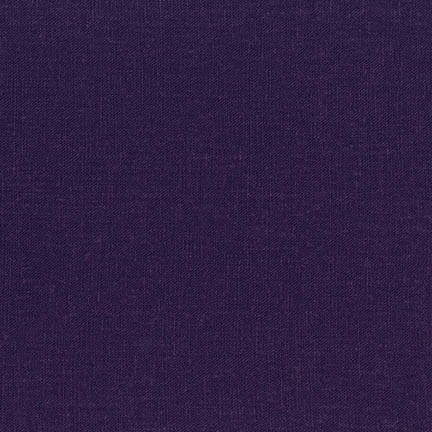 Brussels Washer Linen/Rayon - Dark Purple 52