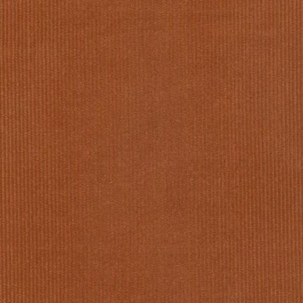 14 Wale Cotton Corduroy - Russet