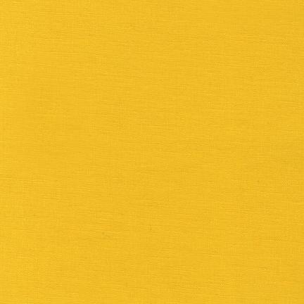 Essex Linen - Robert Kaufman - Sunshine