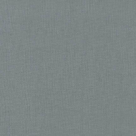 Robert Kaufman Essex Cotton/Linen Blend in Graphite