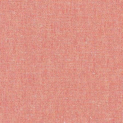 essex yarn dyed met in dusty rose