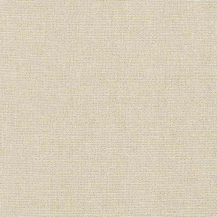 Essex Yarn Dyed Metallic Sand E105-1323
