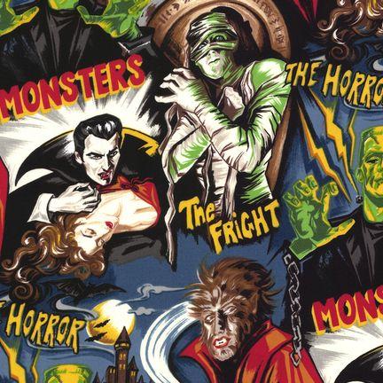 Retro Monster Movies