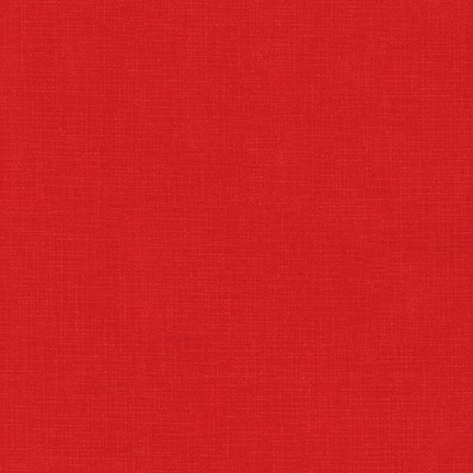 Quilter's Linen-RED