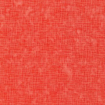 Robert Kaufman Quilter's Linen - Strawberry