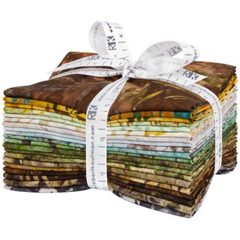 Fat Quarter Bundles Artisan Batiks: Wildlife Sanctuary