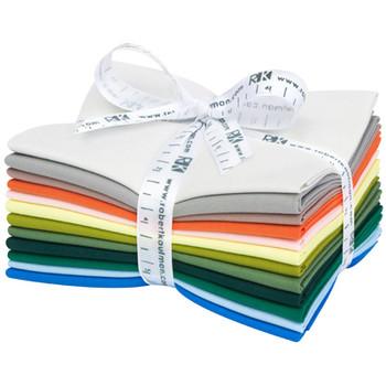 Fabrics: PrecutsFat Quarter Bundles: Jetty Coordinates Curated