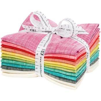 Manchester Library Coordinates Essex Yarn Dye FQ Bundle 12pcs