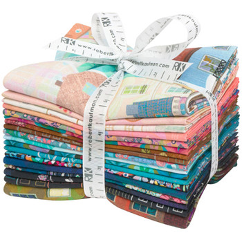 Fabrics: PrecutsFat Quarter Bundles: Happy Place
