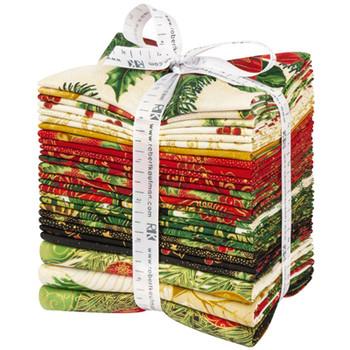 Holiday Flourish  26 pc Fat Quarter Bundle Holiday Colorstory FQ-1645-26Christmas