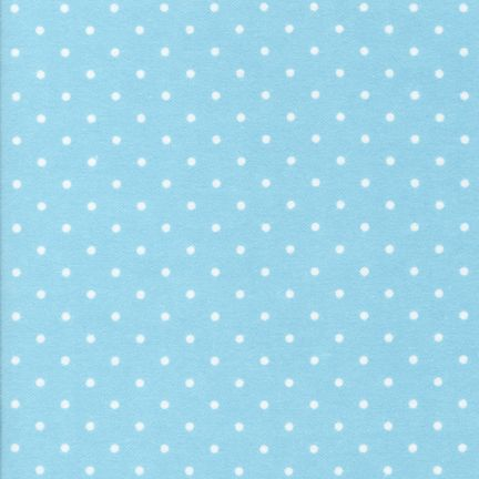 FIN-9255-70 AQUA Cozy Cotton Flannel