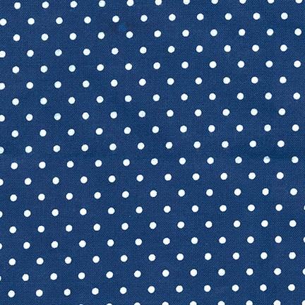 FIN-9255-9 NAVY Cozy Cotton Flannel