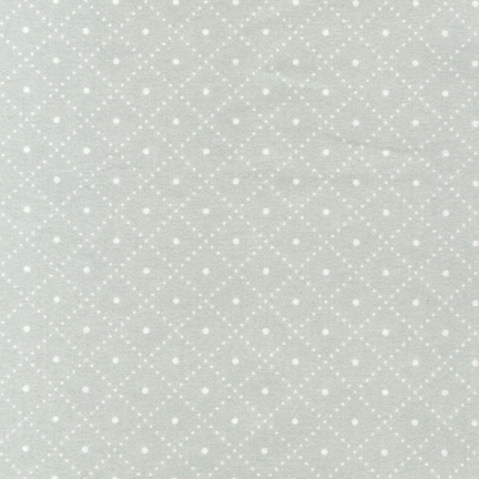 Cozy Cotton Flannel Robert Kaufman Grey FIP-11956-12
