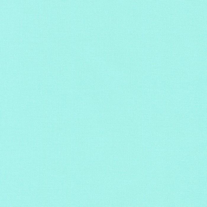 Robert Kaufman Kona Cotton Solid - Aqua #K001-1005