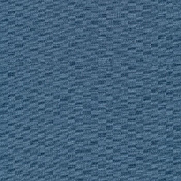 Robert Kaufman Kona Cotton Solid - Cadet #K001-1058