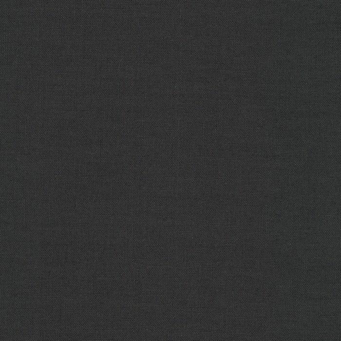 Kona Charcoal Solid Checker