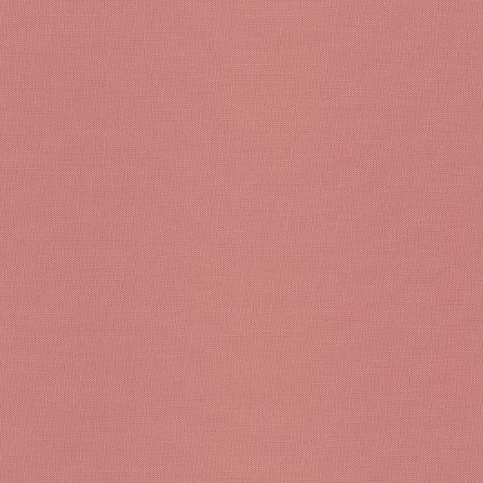 Kona Cotton - Rose END OF BOLT 2/3 YD