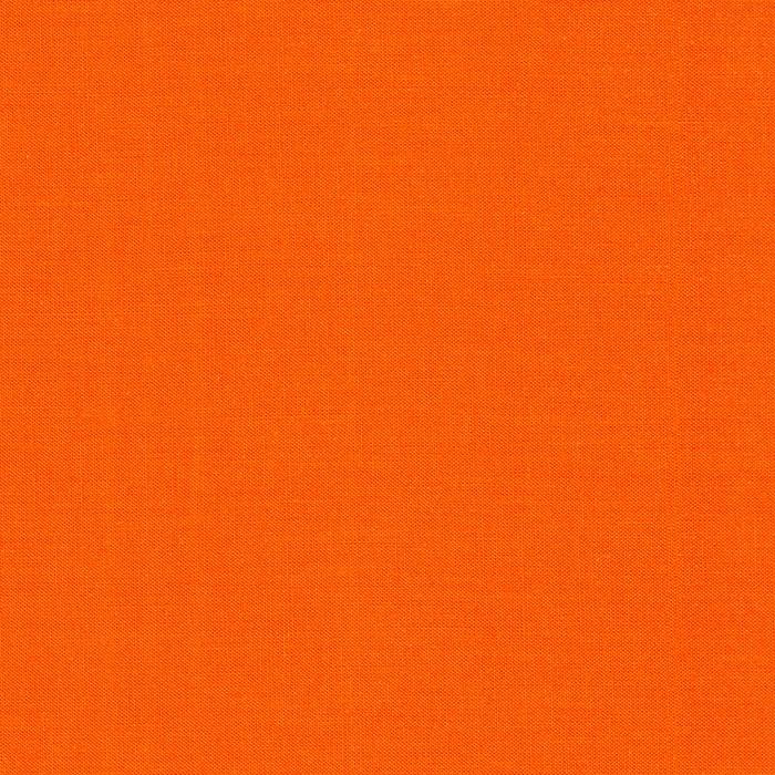Kona Solid Tangerine