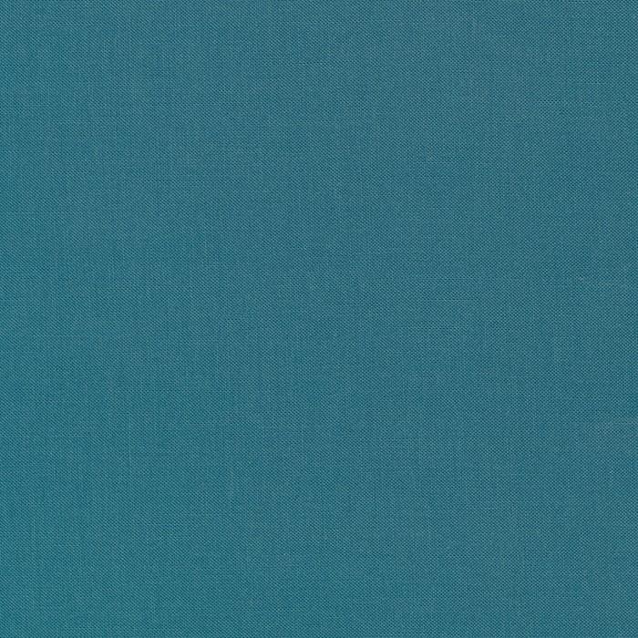 Kona Solid Teal Blue
