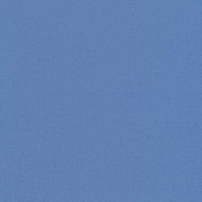 Flannel Solid - DENIM