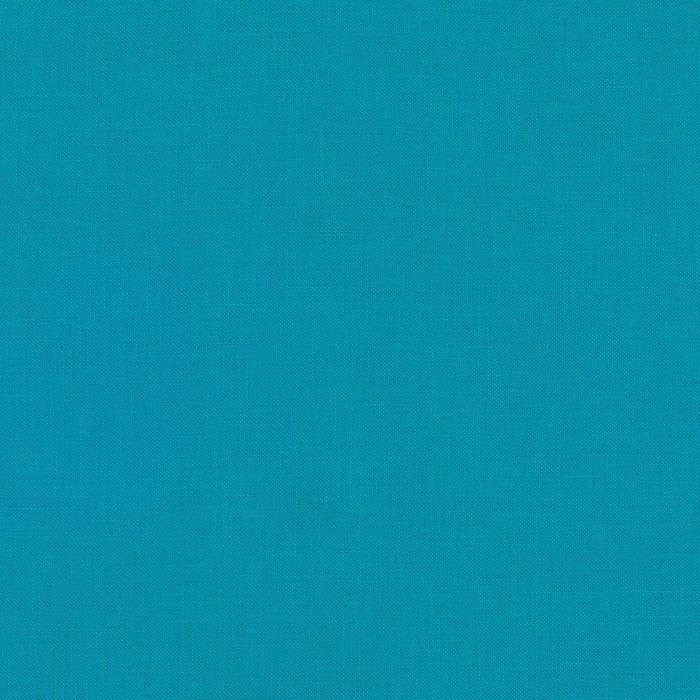 Robert Kaufman Kona Cotton Solid - Cyan #K001-151