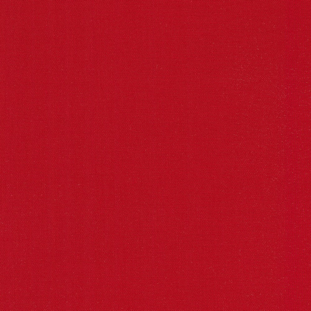 Flannel Solid RICH RED