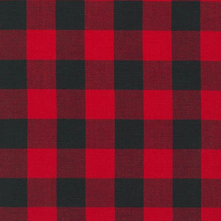 Carolina Gingham 1  Scarlet