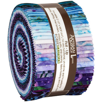 Lively Garden Jelly Roll RU 925 40