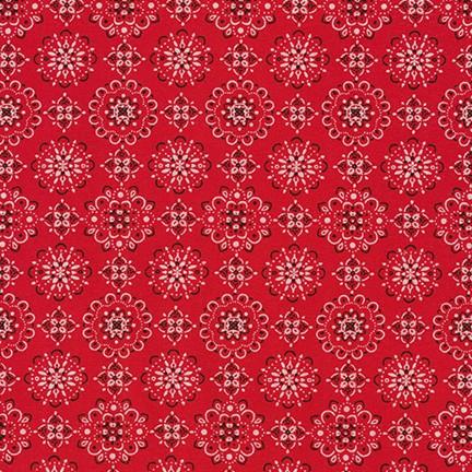 Bandana RED by Sevenberry