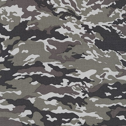 Sevenberry: Camouflage 4 - #SB-88302D4-3 GREY