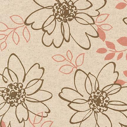 Sevenberry Canvas Cotton Flax Brown