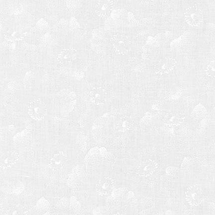 Whisper Prints SRK-15871-1 WHITE