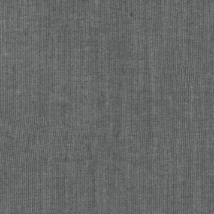 Cotton / Tencel Slub Chambray - Pepper 59