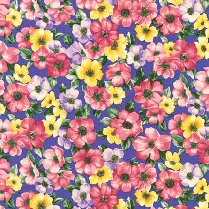 Woodside Blossom Perriwinkle