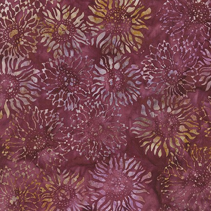19173-95 Inspired by Nature- BURGUNDY (20B)