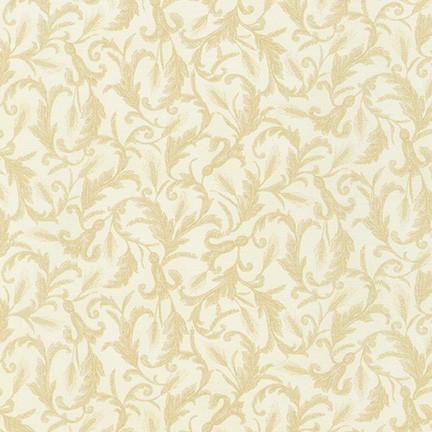 Autumn Beauties Ivory Swirls