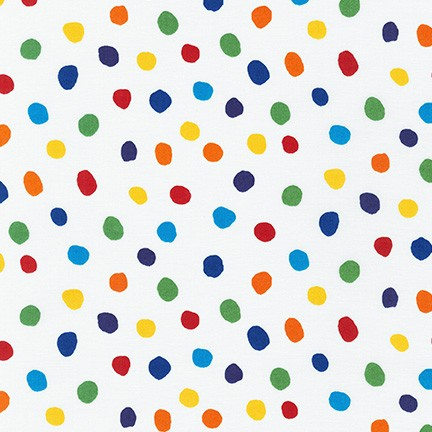 Dot and Stripe Delights Rainbow Dots SRK-19935-263