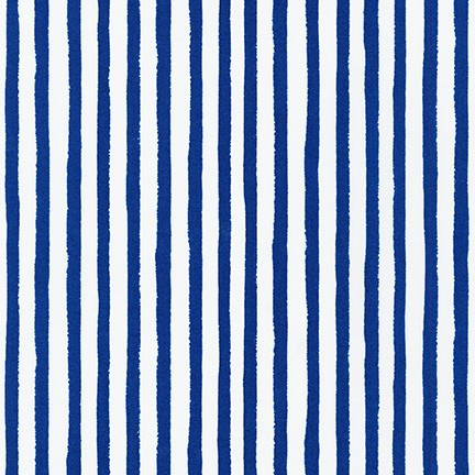 Dot and Stripe Delights Blue SRK-19936-4 Robert Kaufman