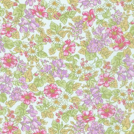 Lawn Print : London Calling (Sweet)