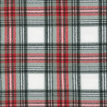 SRKF-14878-276 COUNTRY Flannel plaid