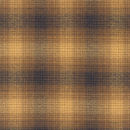 MAMMOTH FLANNEL - PLAID - TOASTED ALMOND - SRKF-14888-236