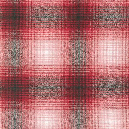 Mammoth Flannel RED